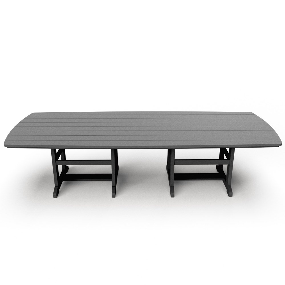46 in x 120 in Dining Table