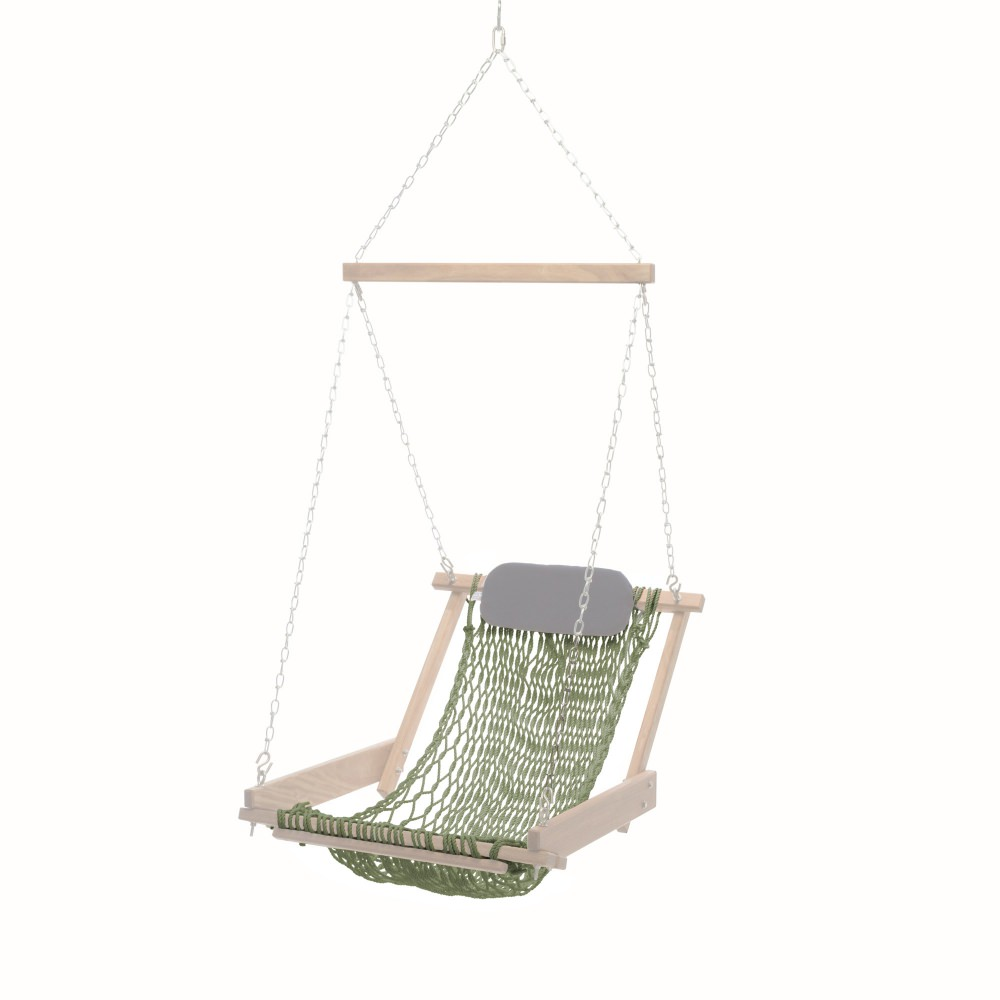 Cumaru Single Chair/Swing Rope Seat Replacement