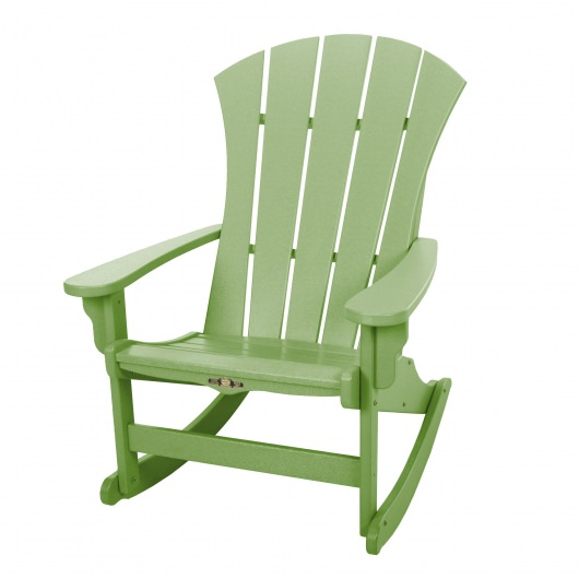Sunrise Adirondack Rocker