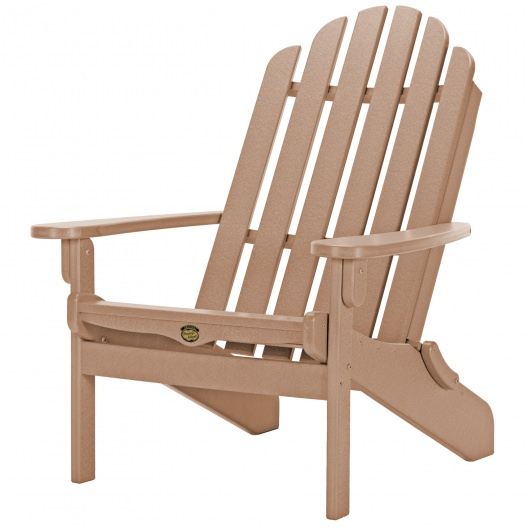 Essentials Folding Adirondack Chair