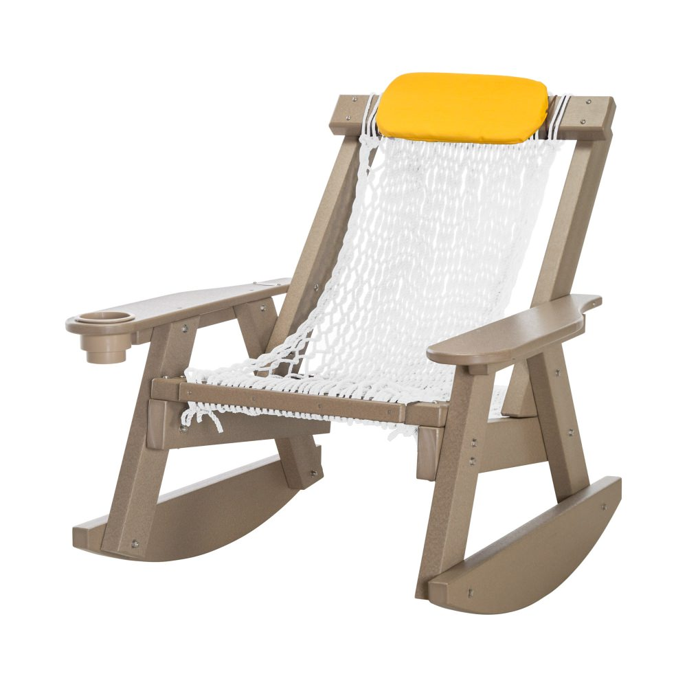 Weatherwood Durawood Single Rope Rocker