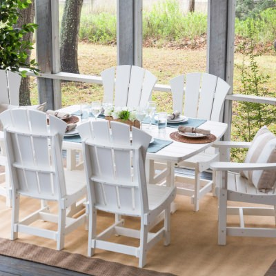 Durawood Sunrise Dining Set