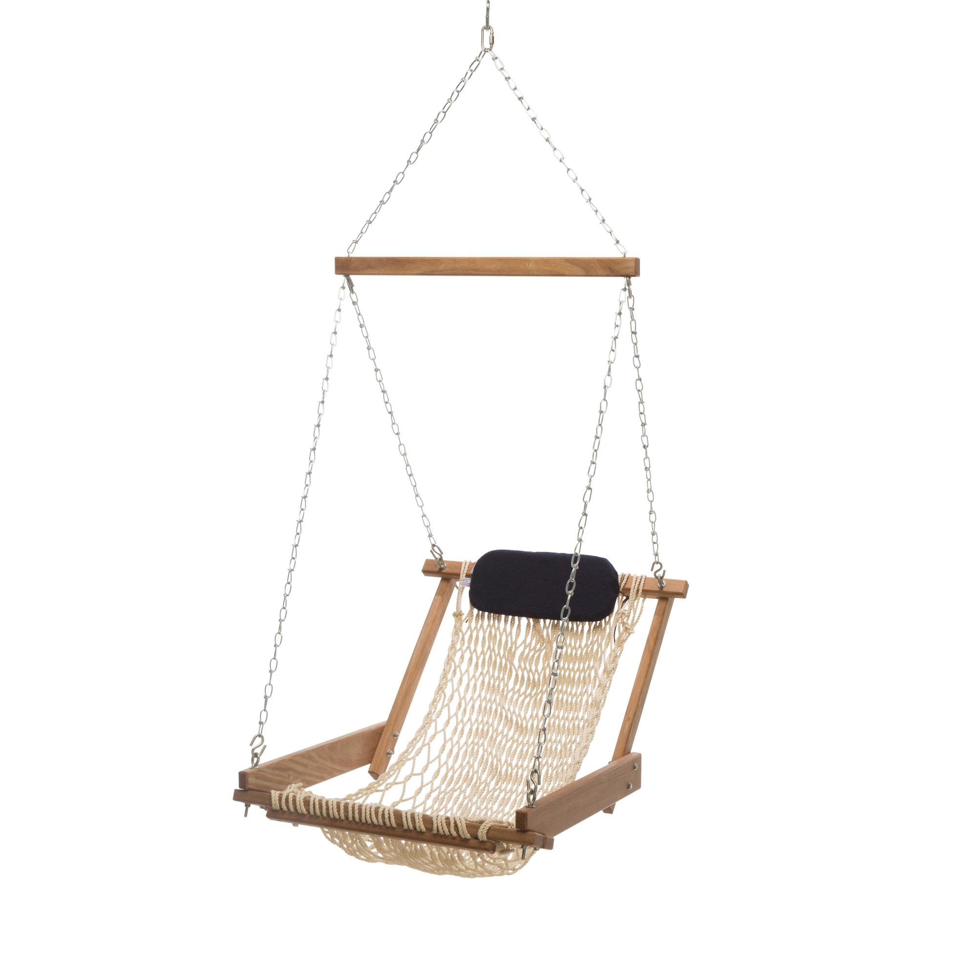 canvas free white bar with chains large hammocks hammock tassels hanging heavenly and half spreader kit itm