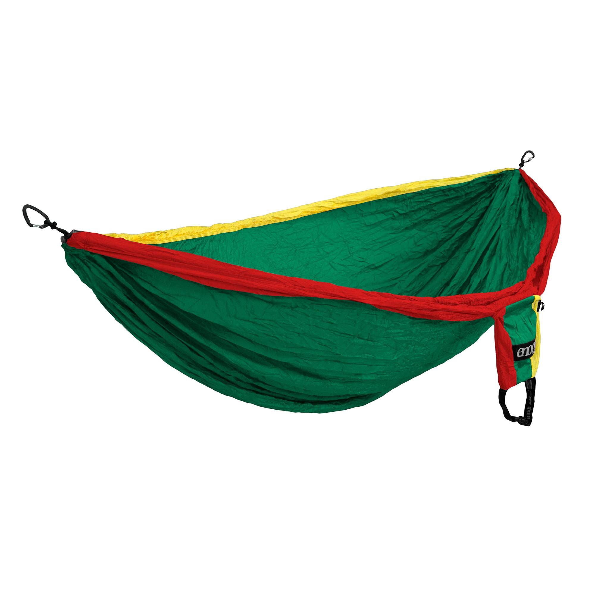hammock nylon lightweight camping p portable backpacking doublenest singlenest eno itm outdoor