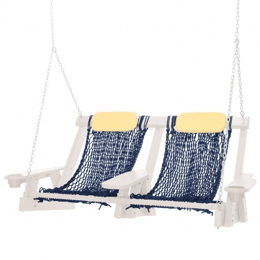 Durawood Deluxe Chair/Swing Rope Seat Replacement
