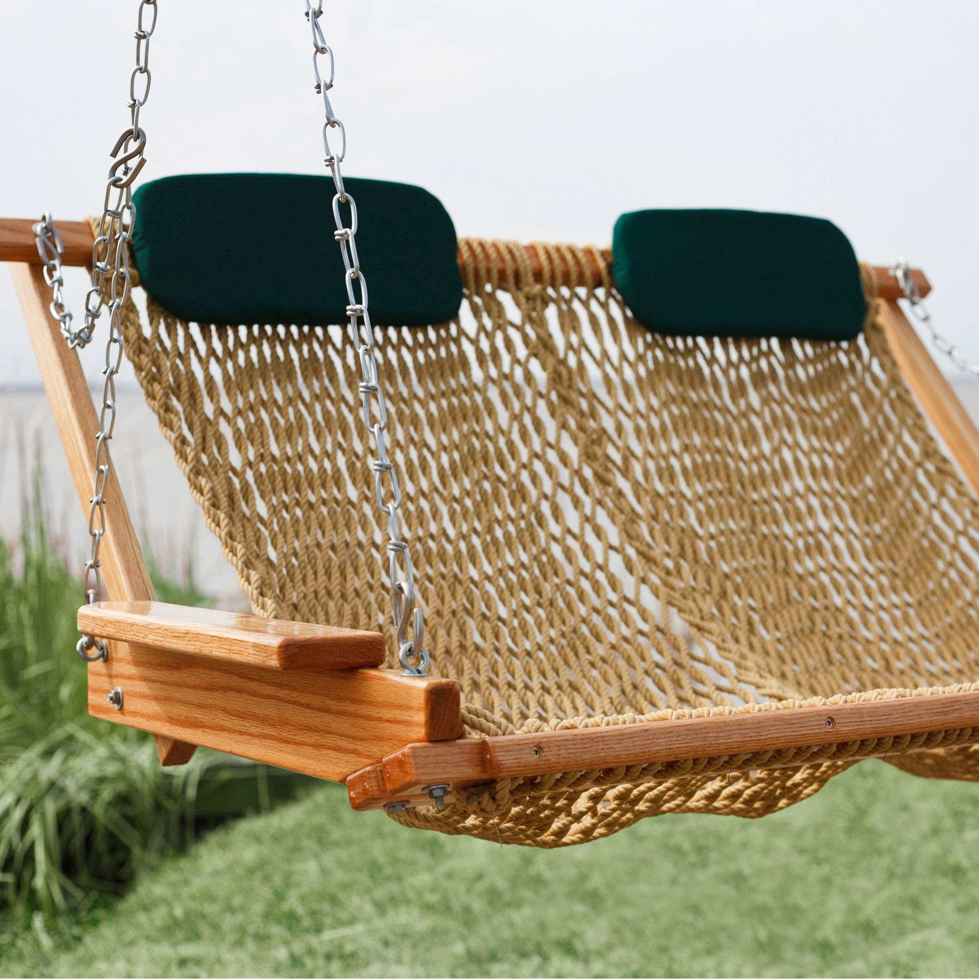Deluxe Rope Porch Swing