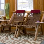 Cedar Durawood Double Rope Chair