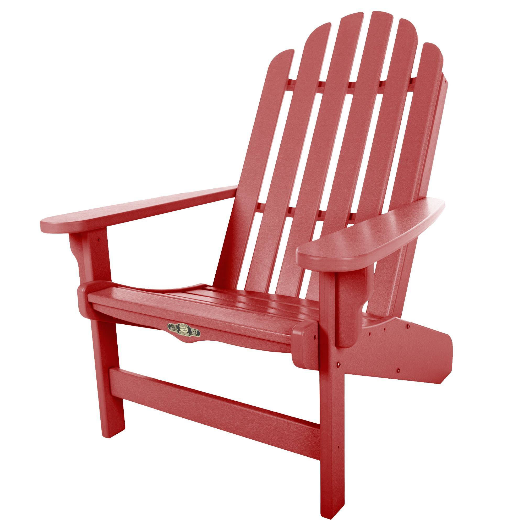 Shop Durawood Essentials Adirondack Chairs on Sale