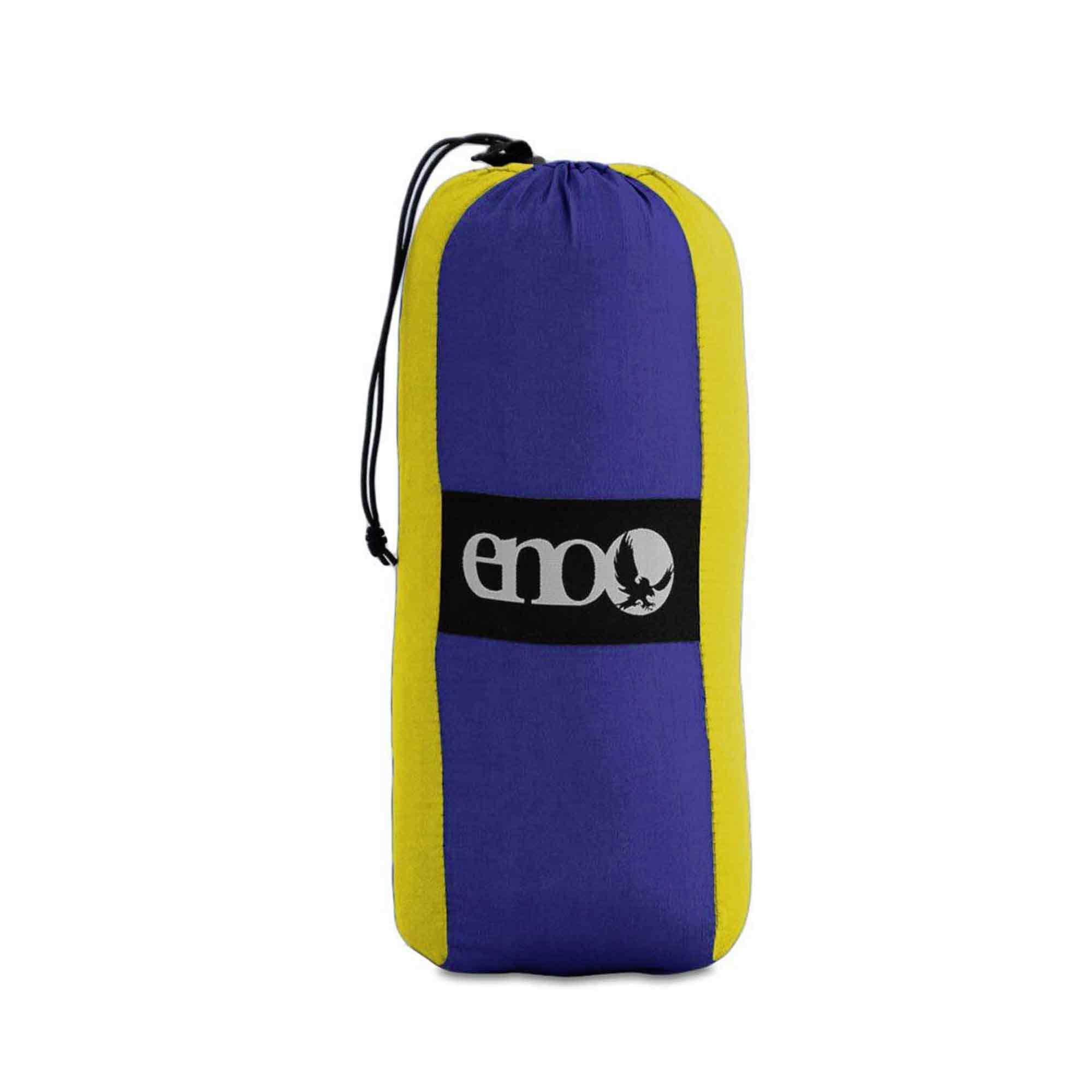 Backpack Pillow Parapillow Hammock Pillow Sapphire Yellow