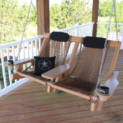 Double Cushioned Swing Instructions