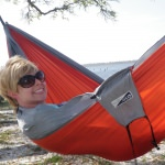 ENO Double Nest Hammock with Insect Shield