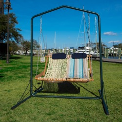 Bent Oak Porch Swing Nags Head Hammocks Sku Nhbps
