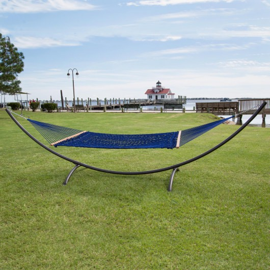 and swing steel stand plans summit shipping hammock frame chair combo portable today free