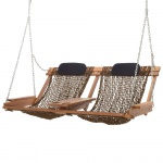 Cumaru Deluxe Double Porch Swing