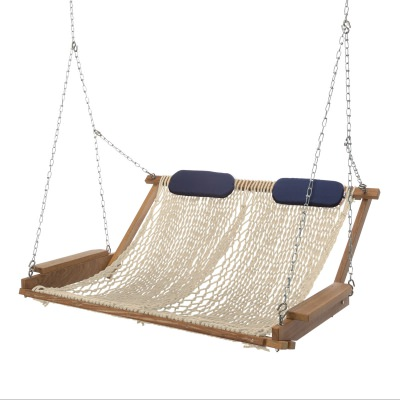Cumaru Deluxe Rope Porch Swing