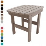 Classic Adirondack Side Table