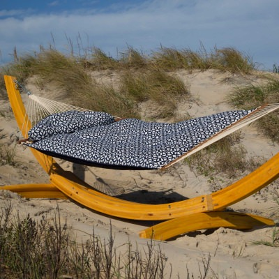 Sunbrella Royal Blue Tufted Hammock Nags Head Hammocks