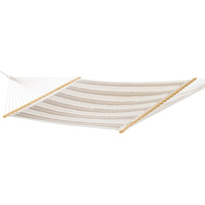 Regency Sand Quilted Hammock