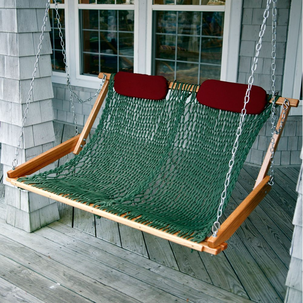 Original Rope Porch Swing