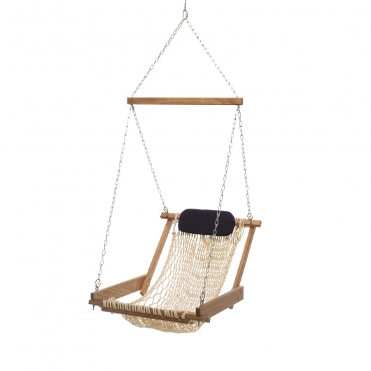 single rope hammock chair This woven cotton rope hammock chair with tassels is our most popular chair this is one of our favourite chairs and it gets lots of good feedback, so you're.