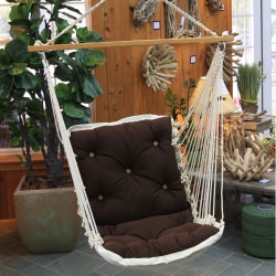 Tufted Single Swing - Mocha