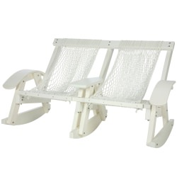 Durawood Curved Arm Double Rope Rocker