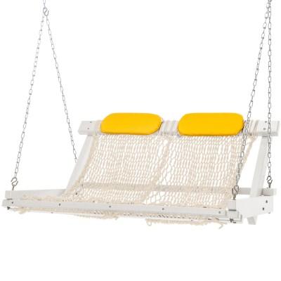 Cedar Durawood 48 In Porch Swing