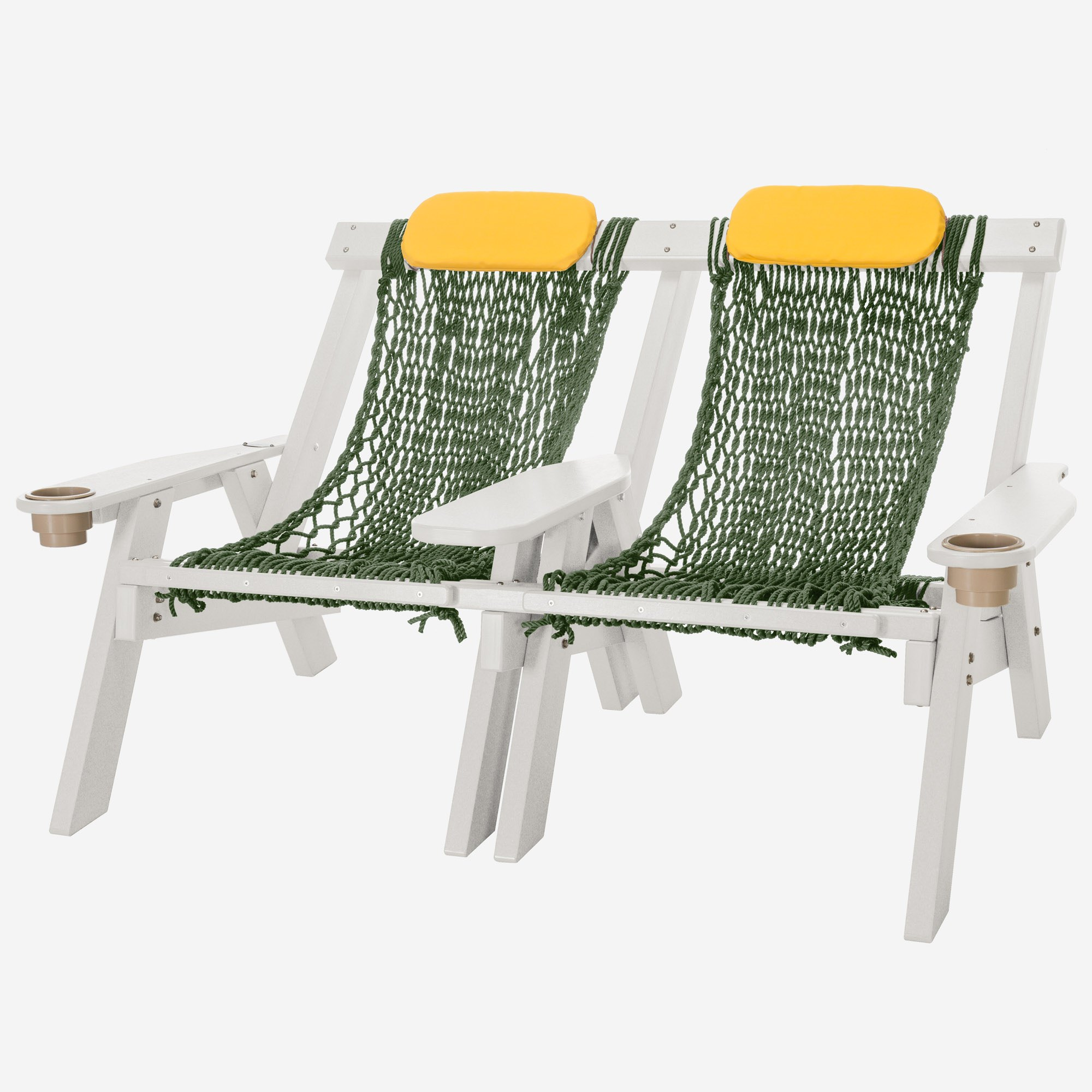 Durawood Double Rope Chair