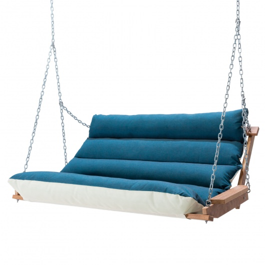 Cast Laurel Cumaru Cushioned Double Swing