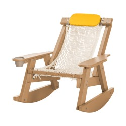 Cedar Durawood Single Rope Rocker
