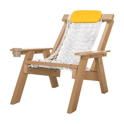 Cedar Durawood Single Rope Chair