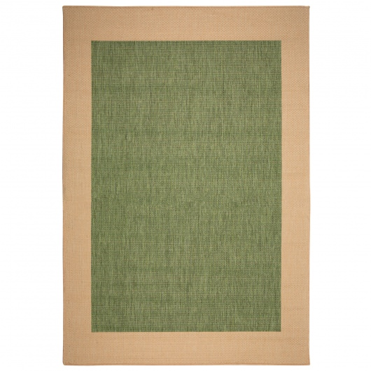 Islander Green Porch Rug