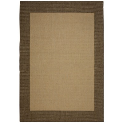 Islander Natural Cocoa Porch Rug