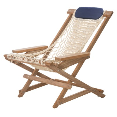 Cumaru Deluxe Folding Rocker