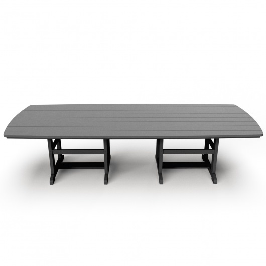 Dining Table 46x120 - Black