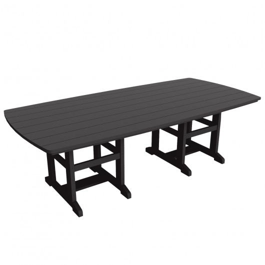 Dining Table 46x96 - Black