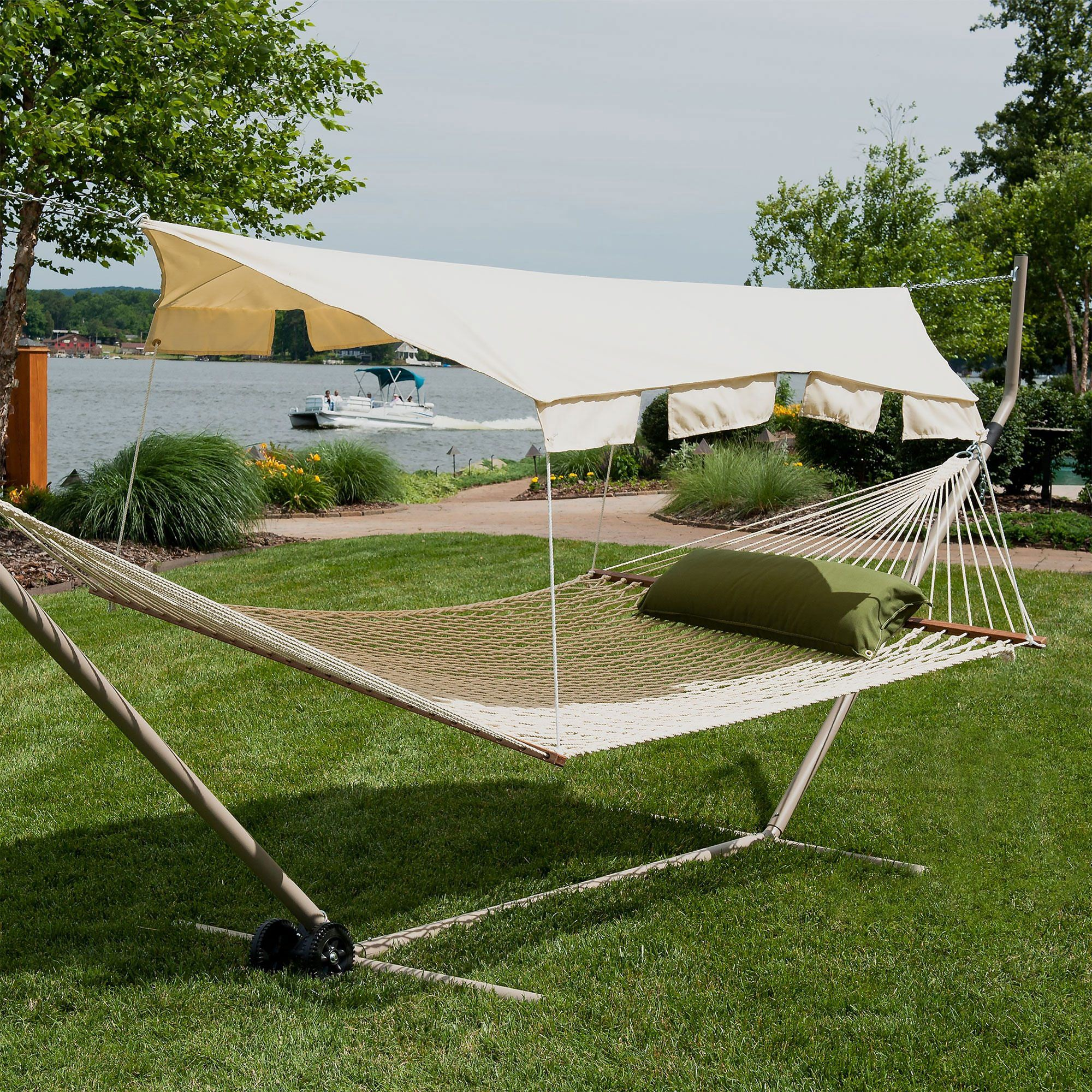 Well-known Taupe Hammock Canopy on Sale | CPY-TTX WO38