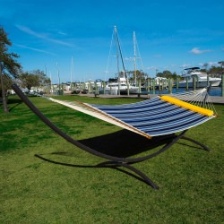 15 ft. Steel Arc Hammock Stand