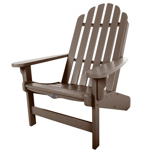 Classic Adirondack Chair - Chocolate