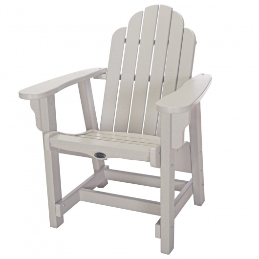 Classic Conversation Chair - Gray