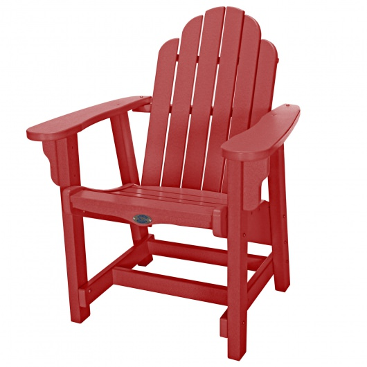 Classic Conversation Chair - Red