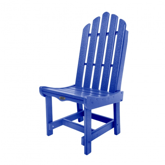 Classic Dining Chair - Blue