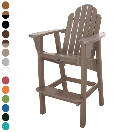 Classic High Dining Chair