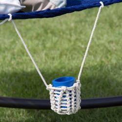 Rope Drink Caddy With Huggie
