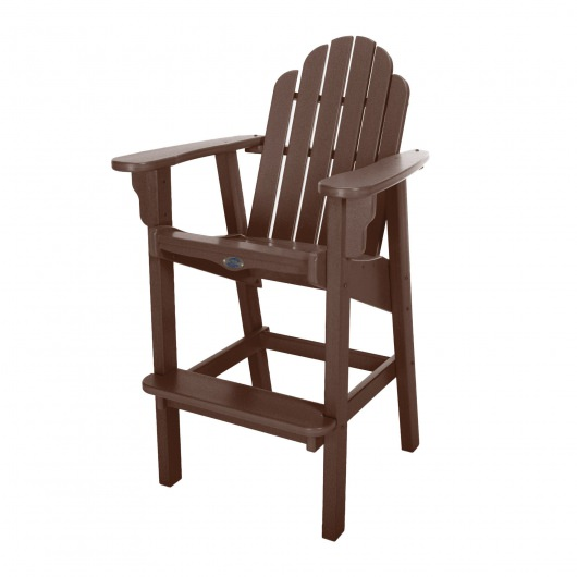 Classic Bar Height Chair - Chocolate