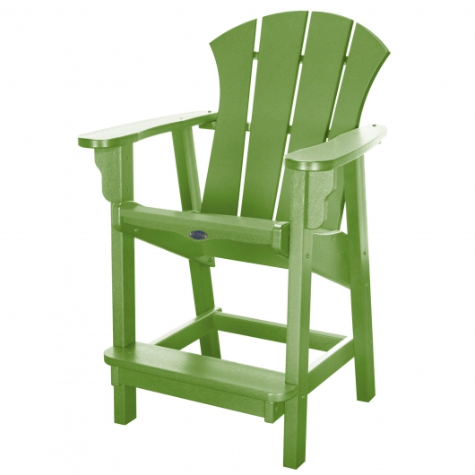 Sunrise Counter Height Chair - Lime