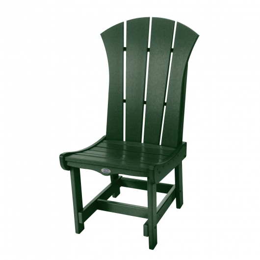Sunrise Dining Chair - Forest Green