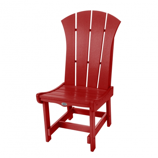 Sunrise Dining Chair - Red