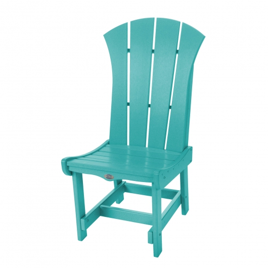 Sunrise Dining Chair - Turquoise